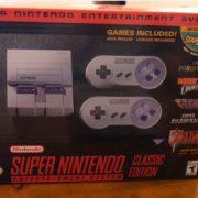 『Super NES Classic Edition』の実機紹介動画が公開!