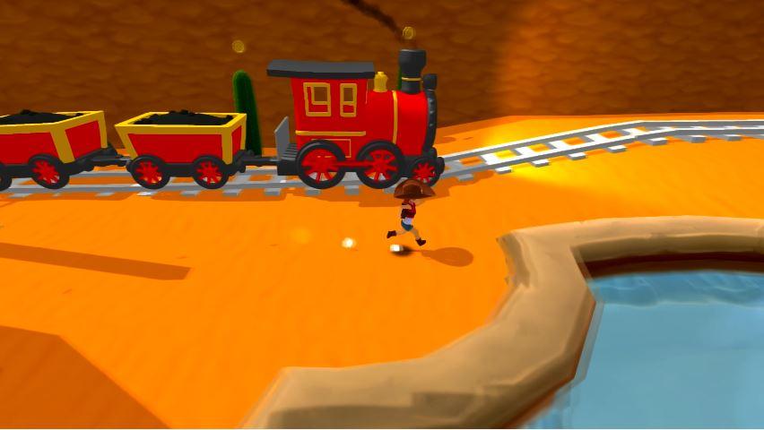スーパーマリオ64風の3Dアクションゲーム『Poi』がNintendo Switchで発売決定!