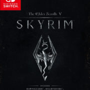 Nintendo Switch版『The Elder Scrolls V:Skyrim』のパッケージが公開!