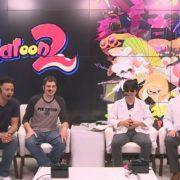 『スプラトゥーン2』のプレイ動画が公開!野上恒氏も登場。【E3 2017】
