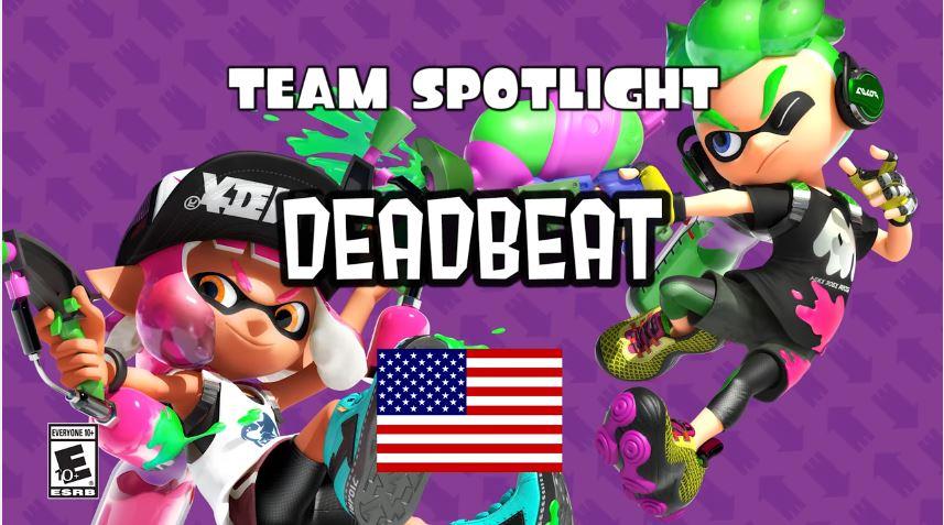 『スプラトゥーン2』世界大会に出場する米国代表DEADBEAT紹介映像が公開!