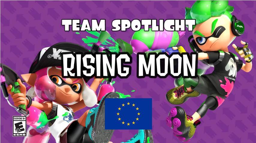 『スプラトゥーン2』世界大会に出場する欧州代表Rising Moon紹介映像が公開!
