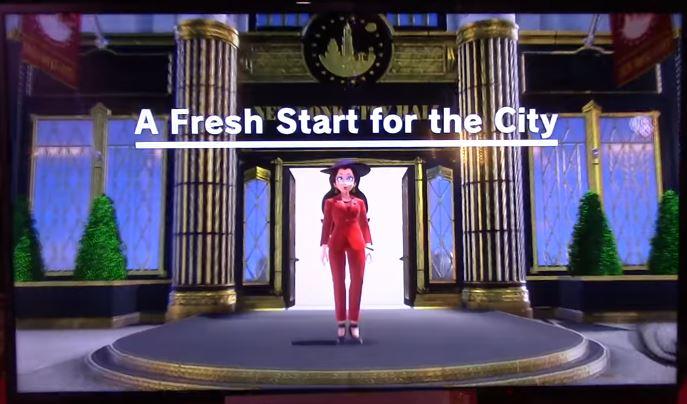『スーパーマリオ オデッセイ』のニュードンク・シティ プレイ動画が公開!【E3 2017】