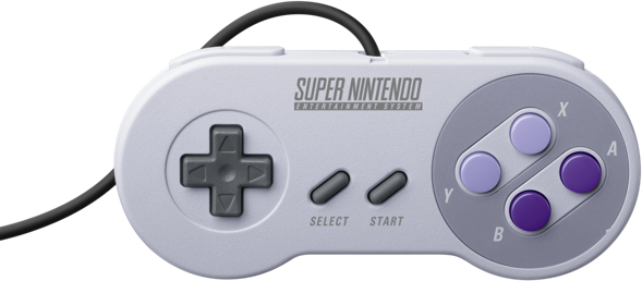 『Super Nintendo Entertainment System Classic Edition』のコントローラーの長さは5フィート