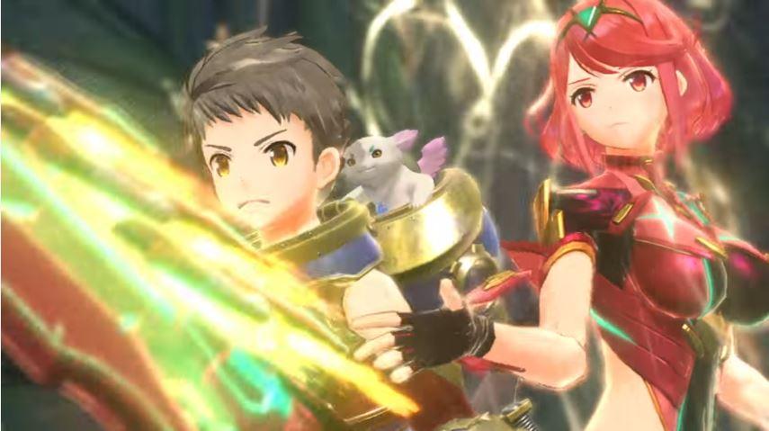 『ゼノブレイド2』の最新PVが公開! 発売日は2017年冬に予定。 【海外パッケージ追加】