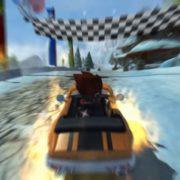 『Beach Buggy Racing』がNintendo Switchで発売決定!