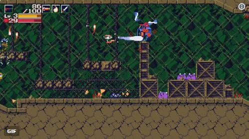 Nintendo Switch版『Cave Story+ (洞窟物語+)』の無料アップデート配信日が2017年8月に決定!