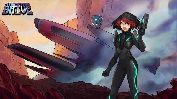 アメコミスタイルのシューティングゲーム『Dimension Drive』がNintendo Switchで発売へ