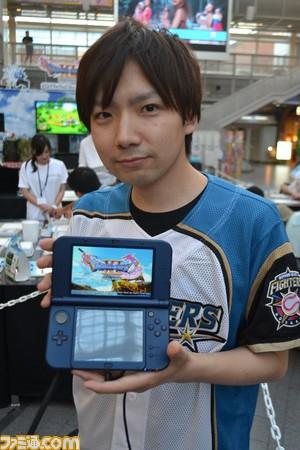 『DQXI カウントダウンカーニバル』札幌会場スペシャルステージのレポートがファミ通.comに掲載!開発者インタビューも
