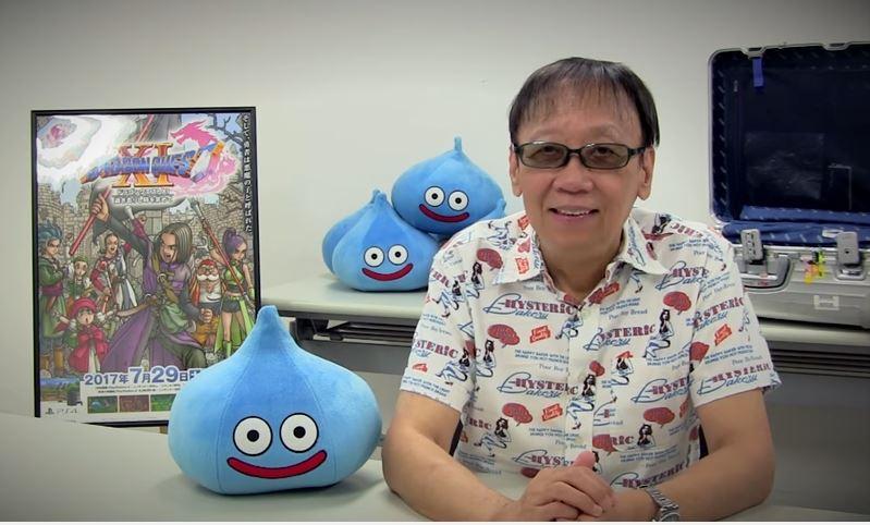 『ドラゴンクエストXI 過ぎ去りし時を求めて』 全世界のDQファンへ堀井雄二さんからのメッセージが公開!