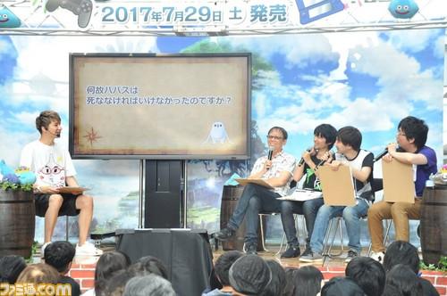 『ドラゴンクエストXI』 堀井雄二氏への一問一答がファミ通.comに掲載!