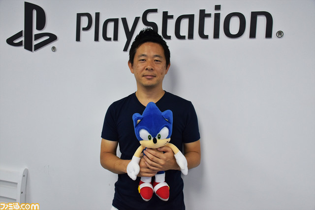【7月29日】『ソニックフォース』のプロデューサー・中村俊氏へのインタビューがファミ通.comに掲載