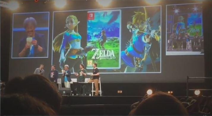 JAPAN EXPO 2017で行われたトークセッション「ゼルダ マスタークラス」の動画