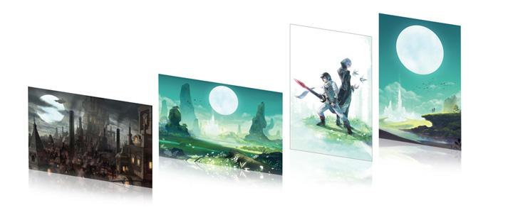 Tokyo RPG Factoryの最新作『LOST SPHEAR』の発売日が2017年10月12日に決定!