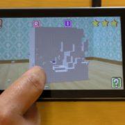 彫刻ゲーム『Qbics Paint』のプレイ動画が公開!