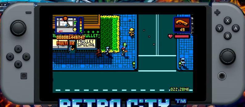 『Retro City Rampage DX』のAnnouncement Teaserが公開!