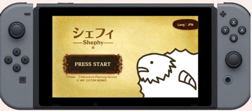 Nintendo Switch用ソフト『シェフィ―Shephy―』の紹介映像が公開!