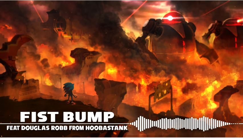 『ソニックフォース』のメインテーマ「Fist Bump」の試聴映像がYouTubeで公開!