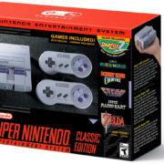 GameStop「Super NES Classic Editionの需要はNES Classicよりも大きく、8分で売り切れました」