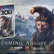 Nintendo Switch版『TROLL AND I』の海外発売日が2017年8月15日に決定!