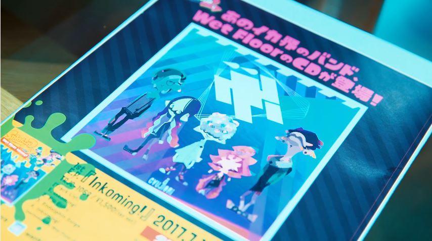 「Wet Floor Shibuya」による、スタジオライブのレコーディング映像が公開