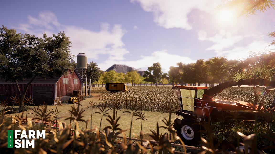 3D農業シミュレーター『Real Farm Sim』がNintendo Switchで発売へ!