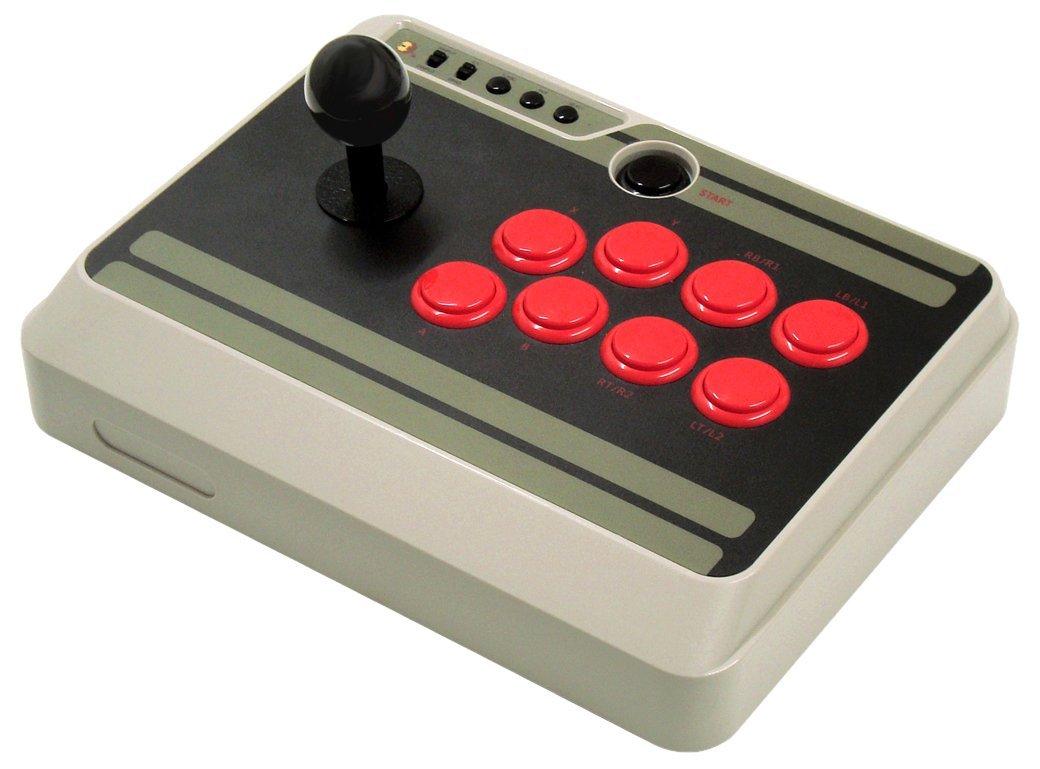 『8BITDO NES30 Arcade Stick』が日本国内でも発売決定!