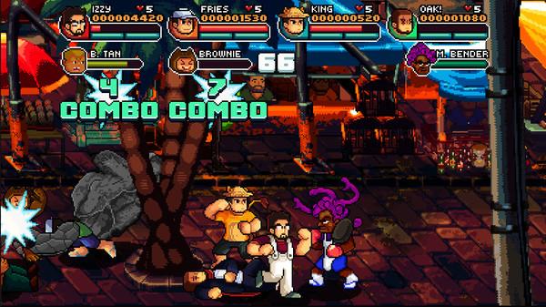 16ビットのベルトスクロールアクションゲーム『99Vidas』がNintendo Switchで発売決定!