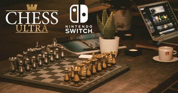 美麗グラフィックのチェスゲーム『Chess Ultra』がNintendo Switchで発売へ!