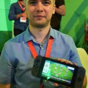 FIFA 18のスーパーバイジング・プロデューサー「『FIFA 18』はNintendo Switchユーザーが絶対に持つべきソフトになる!」