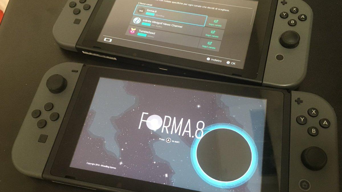 メトロイド風アクションアドベンチャーゲーム『forma.8』の配信日が8月24日に決定!