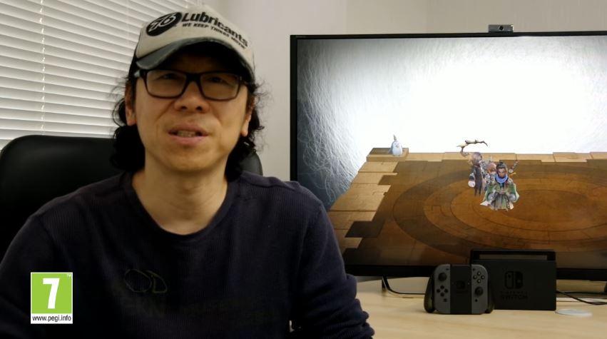 『いけにえと雪のセツナ』 時田貴司さんからの動画メッセージが公開!