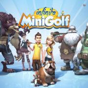 『Infinite Minigolf』が8月10日から配信開始!