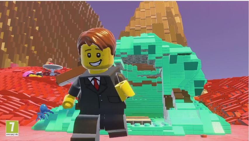 マイクラ風のサンドボックスゲーム『LEGO Worlds』のSwitch Teaser Trailerが公開!