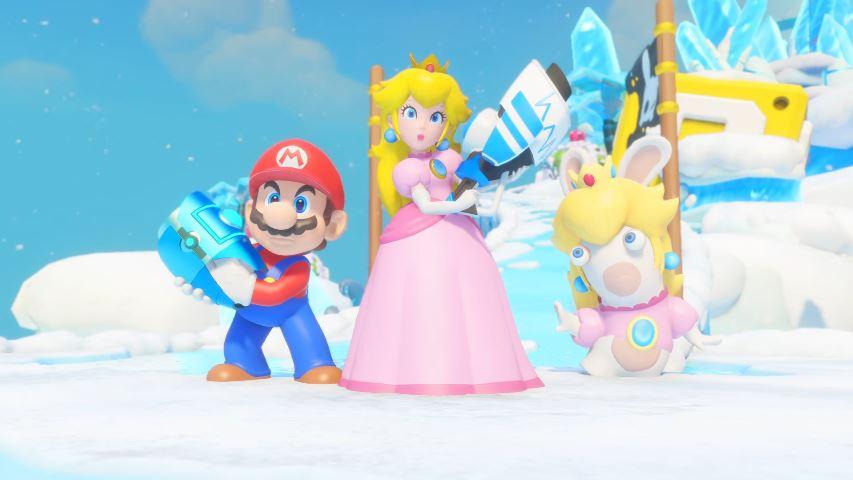 『マリオ+ラビッツ キングダムバトル』のGameplay Trailerが公開!新たなプレイ動画も