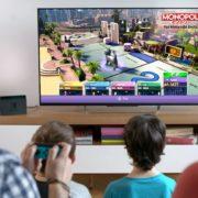 『モノポリー for Nintendo Switch』の発売日が2017年11月9日に決定!