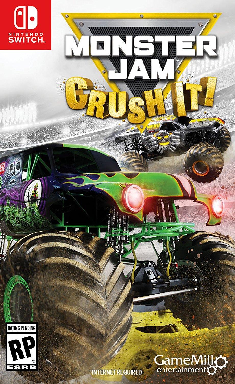 『Cartoon Network Battle Crashers』と『Monster Jam Crush It』の北米向けパッケージが公開!