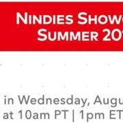 インディーズゲームを紹介する「NINDIES SHOWCASE SUMMER 2017」のアーカイブ動画が公開!【動画追加】