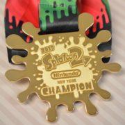 NintendoNYCで優勝するともらえる『スプラトゥーン2 メダル』の画像&動画が公開!