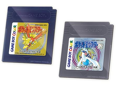 ニンテンドー3DSバーチャルコンソール『ポケットモンスター 金・銀』の予約が開始!