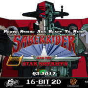 『Saber Rider and the Star Sheriffs』がNintendo Switchでも発売へ!