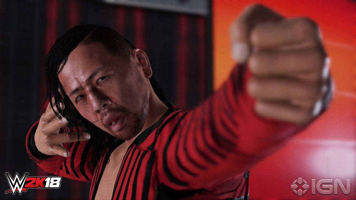 【第二弾】『WWE 2K18』に登場するスーパースターが発表!