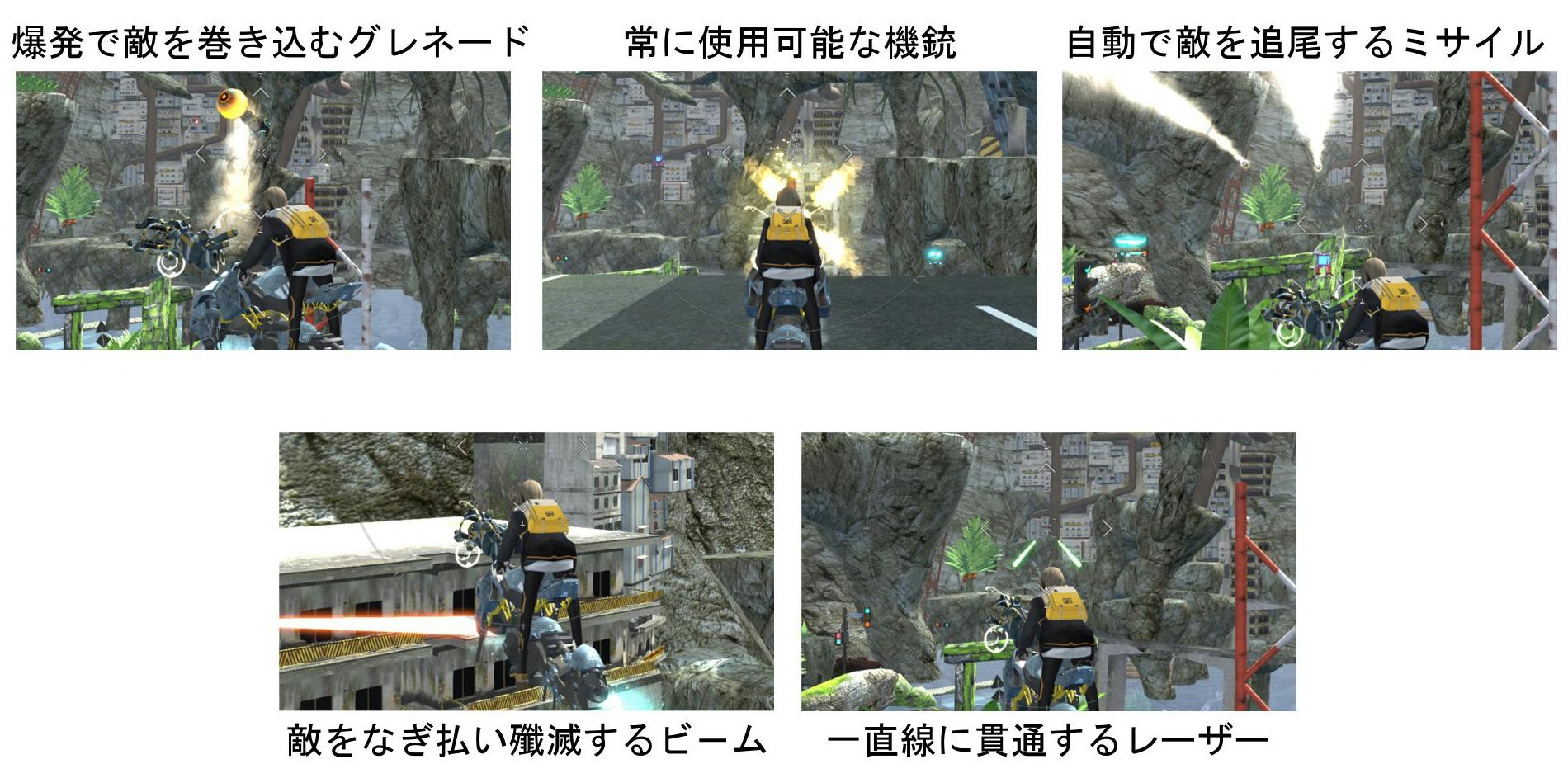 Nintendo Switch用ソフト『Sky Ride』が2017年8月24日から配信開始!