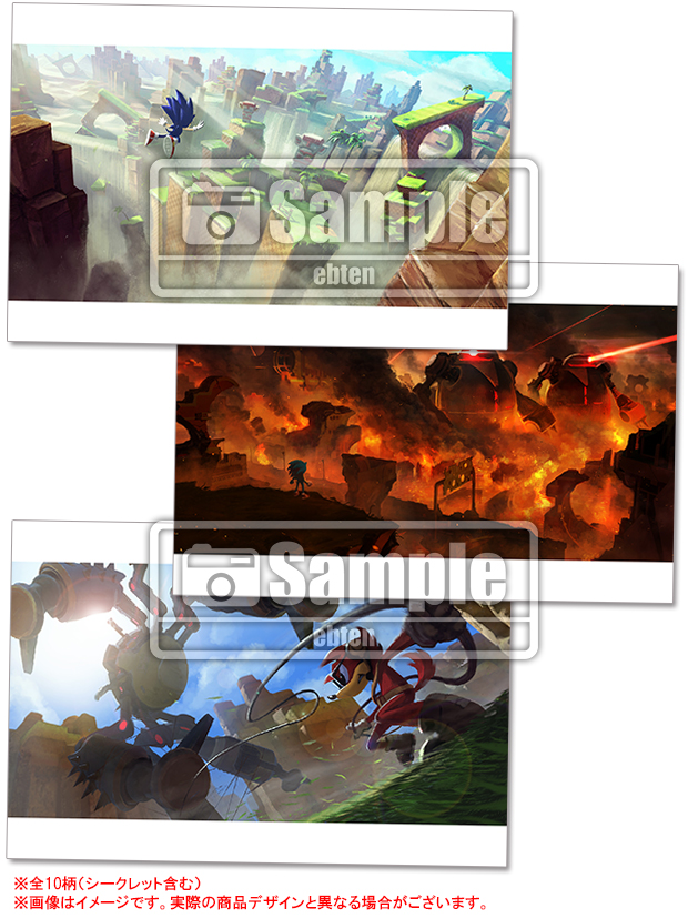 【9月11日に画像追加】セガストアで『ソニックフォース DXパック』の予約が開始!