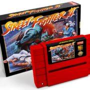 海外でSUPER NES版『ストリートファイターII』が発売決定!