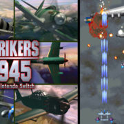 彩京のシューティングゲーム『STRIKERS1945 for Nintendo Switch』が8月3日から配信開始!