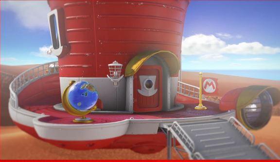 『スーパーマリオ オデッセイ』は「マリオ64」や「サンシャイン」にあったような中継地点がない世界