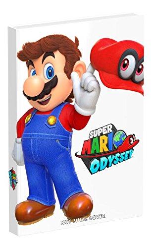 スーパーマリオ オデッセイのガイドブック『Super Mario Odyssey: Prima Official Guide』が海外で発売決定!