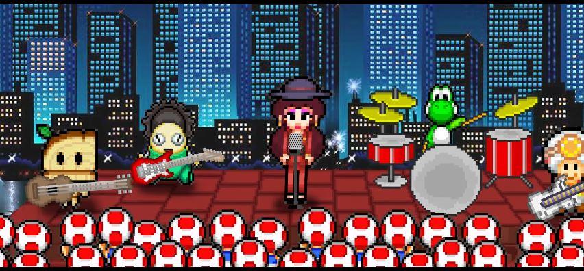 【ファンメイド】『スーパーマリオ オデッセイ』 レトロVer. 「Jump Up, Super Star!」のMVが公開!