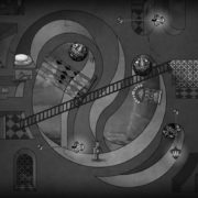 2Dロジックパズルゲーム『The Bridge』がNintendo Switchで発売決定!